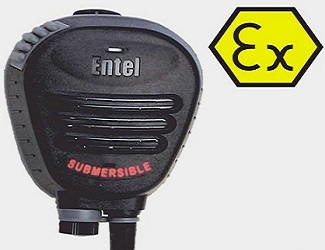 Entel CMP950 for HT ATEX