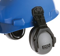 Earmuffs Left/Right Cap Mount